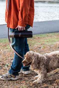 Celebrate your four-legged friend! Take inspiration from @Oliviascuisine and go for a walk this #LoveYourPetDay with leash in one hand and hot coffee in the other.