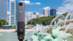 "When Ricoh introduced its first Theta camera in 2013, the very idea of a pocketable, relatively affordable device that could capture 360-degree images was new. Now, thanks to the Theta (and its archrival the Samsung Gear 360), the category has some traction–and VR headsets from Oculus and others provide an immersive way to view the … <a href=""https://www.fastcompany.com/40461200/with-the-new-theta-v-ricohs-360-degree-camera-goes-pro"" class=""more..."