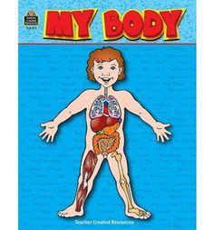 Science for Prep (K): Human Body Unit