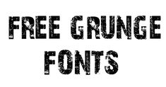 25 #Free Grunge #Fonts for Your #Design Projects Brush Stroke Font, House Outline, All Caps Font, Slab Serif Fonts, Uppercase And Lowercase Letters, Bold Fonts, Light Texture, Subtle Textures, Grunge