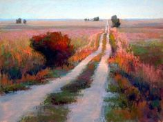Many artists draw their painting inspiration from the landscape. There's the practical aspect: Unlike other subjects—a figure model or. Landscape Painting Artists, Artist Painting, Painting Abstract, Abstract Portrait, Pencil Portrait, Pastel Landscape, Abstract Landscape, Fall Landscape, Christmas Landscape