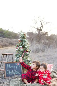 Christmas Festive Photo Idea by Inspired by This - Shutterfly.com