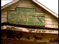 Whistle Stop Cafe from Fried Green Tomatoes in Juliette GA