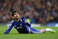 Diego Costa: Itu adalah Gaya Bermain Saya - Diego Costa sekian waktu silam dijatuhi skorsing dikarenakan