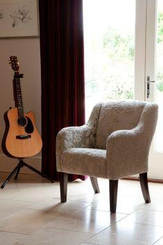 Bespoke armchair Hazel