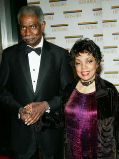 Davis and Dee belong to the court of black-love royalty. They were married for 57 years before Davis' death in 2005. In their joint autobiography, With Ossie and Ruby: In This Life Together, they wrote about their decision to try an open marriage, ultimately realizing that it wasn't for them. Not only were they committed to each other, but they were also committed to service, fighting actively and passionately together for civil rights.