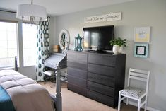 Room Reveal: Master Bedroom