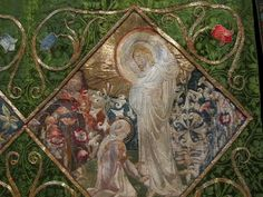 Edinburgh Cathedral, 14, embroidery | Flickr - Photo Sharing!
