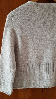 Ravelry: nannaskibber's The everyday cardigan