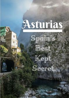 fairytale Spain I was hesitant to write about. I want to keep this magical place all to myself! Here's why the region of Asturias is Spain's best kept secret. Cool Places To Visit, Places To Travel, Travel Destinations, Places To Go, Bilbao, Camping, Spain Road Trip, Madrid, Asturias Spain