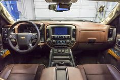 2015 Chevrolet Silverado 3500 High Country 4x4