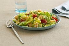 California Avocado Caesar Salad with California Avocado Dressing Recipe   California Avocado Commission