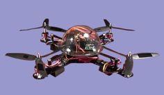 "Snelflight ""QuadPod"" Brushless Quadcopter"