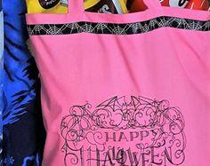 PDF del ganchillo patrón uno tamaño Halloween por PatternsIsland