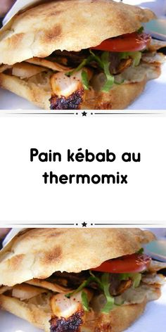 Sandwiches, Hamburger, Vegan, Cooking, Pain Thermomix, Pains, Baguette, Ramadan, Ideas