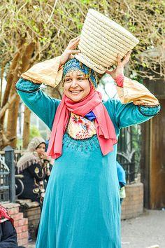 File:Local Egyptian woman.jpg