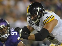 bac6fd5209b Alejandro Villanueva--Pittsburgh Steelers Lineman Alejandro Villanueva  Gains 100 Pounds In One Year -