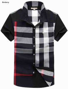MENS BURBERRY SHIRT