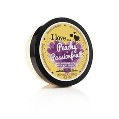 Peachy Passionfruit Body Butter