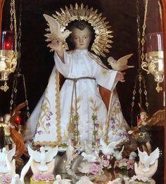 Sto. Niño de las Palomitas, Basílica de Zapopan, Zapopan, Jal.   Flickr - Photo Sharing!