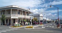 Martinborough and Peppers Hotel, Wairarapa, New Zealand