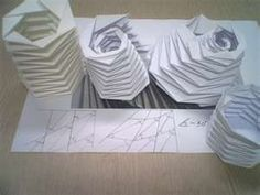 Spirals by Tomoko Fuse. So much math involved!