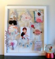 A Project by yeona from our Scrapbooking Altered Projects Home Decor Galleries originally submitted 02/14/12 at 03:45 PM