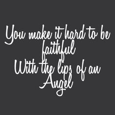 Hinder ~ Lips of an Angel <3