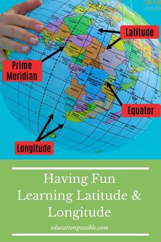 If you're looking for a fun way for your tweens to practice latitude and longitude, give this scavenger hunt a try. It's a great addition to your geography lessons. This is a mapping skill that older kids should have, but instead of doing boring repetition, let them do this hands-on activity. See how quickly they can find the countries using just their coordinates.