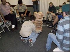 Adults lds activities young