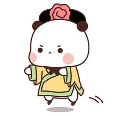 Cartoon Drawings, Cute Drawings, Panda Art, Kawaii Doodles, Little Panda, Line Friends, Cute Cartoon Wallpapers, Bear Art, Cute Panda