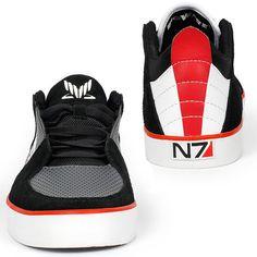 Mass Effect N7 Sneakers