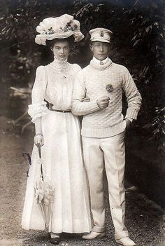 Crown Prince Wilhelm (6 May 1882 – 20 July 1951) was the last Crown Prince of the Kingdom of Prussia and the German Empire. Crown Princess Cecilie of Mecklenburg-Schwerin (20 September 1886 – 6 May 1954). Married: June 6, 1905