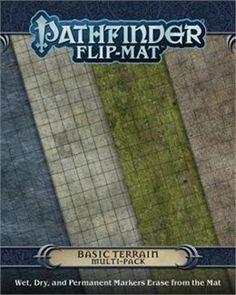 Book Pathfinder Flip-Mat: Basic Terrain Multi-Pack by Jason A. Engle