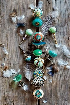 Live Give Love: Favorite Home New Arrivals ~ don't these knobs look like jewelry?? Beautiful!