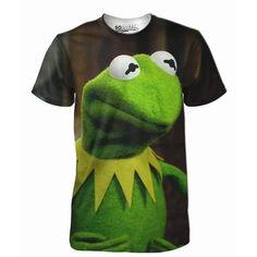 Kermit Can't Believe It Tee
