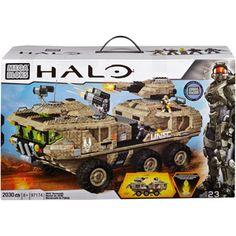 Mega Bloks Halo UNSC Halo Mammoth
