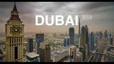 Dubai City As You've Never Seen It Before (WOW!!!)