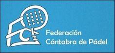 Nuevo logo de la federación Cantabra de padel