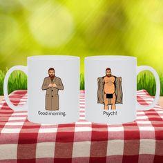 Double-sided Flasher Mug - Psych!