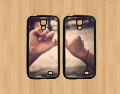 Promise Best Friends For Samsung Galaxy S4 Case Soft Rubber - Set of Two Cases (Black or White ) SHIP FROM CA by Cases, http://www.amazon.com/dp/B00FL8TUAM/ref=cm_sw_r_pi_dp_38Dvsb1213Q5P
