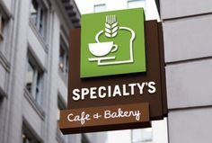 Specialty's Cafe & Bakery Branding