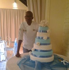AFRICAN BEADS STORIES: Let Benoni's cake master worry about your birthday...