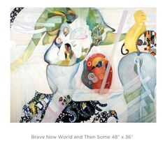 Brave New World and Then Some