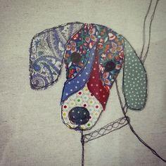 BERNINA fan @rowanberrynicol is stitching away with her new BERNINA sewing machine! #BERNINA #sewing