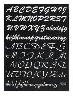 Brush Script | Flickr - Photo Sharing!