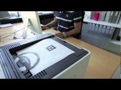 Skoda Fabia Augmented Reality Test Drive. GENIAL!!