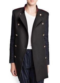 Coats Military Y De Mejores Militar 27 Imágenes Abrigo Jackets xnOXYC8