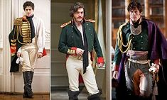 James Norton's cheekbones won the initial skirmishes, but the war goes on... Here's your guide to Tolstoy's latest heroic heartthrobs and hunks in BBC's lavish new drama War And Peace.