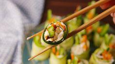 Zucchini Sushi